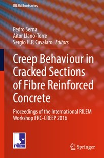 (ebook) Creep Behaviour in Cracked Sections of Fibre Reinforced Concrete - Science & Technology Engineering