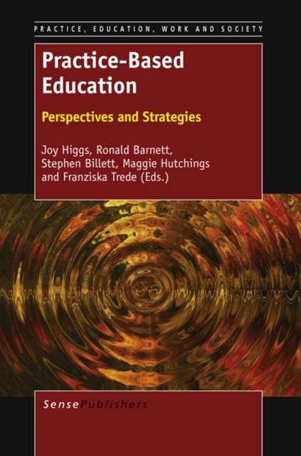 (ebook) Practice-Based Education