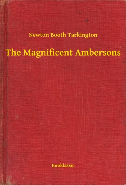 (ebook) Magnificent Ambersons