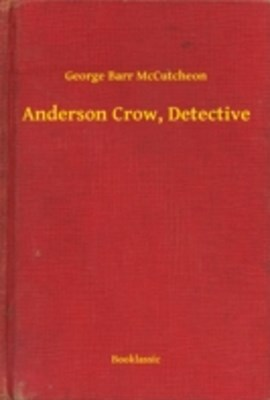 (ebook) Anderson Crow, Detective