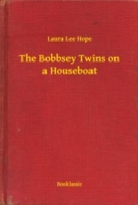 (ebook) Bobbsey Twins on a Houseboat