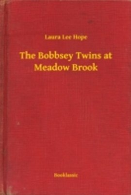 (ebook) Bobbsey Twins at Meadow Brook