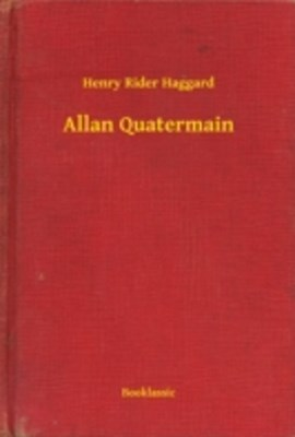 (ebook) Allan Quatermain