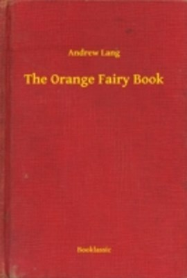 Orange Fairy Book