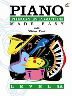 Piano Theory in Practice Made Easy 2A (Piano Solo) - Entertainment Music General