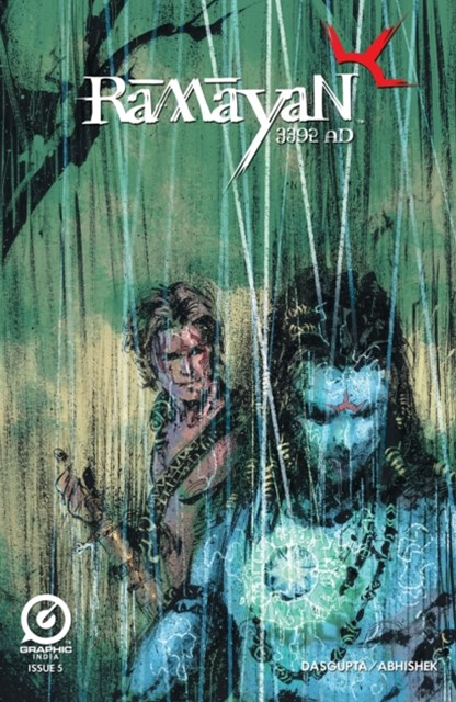 RAMAYAN 3392 AD (Series 1), Issue 5