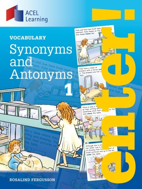 Synonyms and Antonyms 1