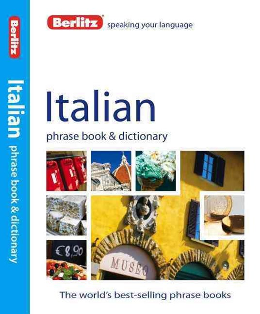 Berlitz Language: Italian Phrase Book & Dictionary