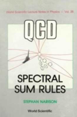 Qcd Spectral Sum Rules