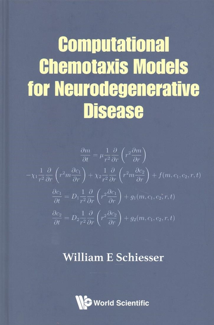 Computational Chemotaxis Models for Neurodegenerative Disease