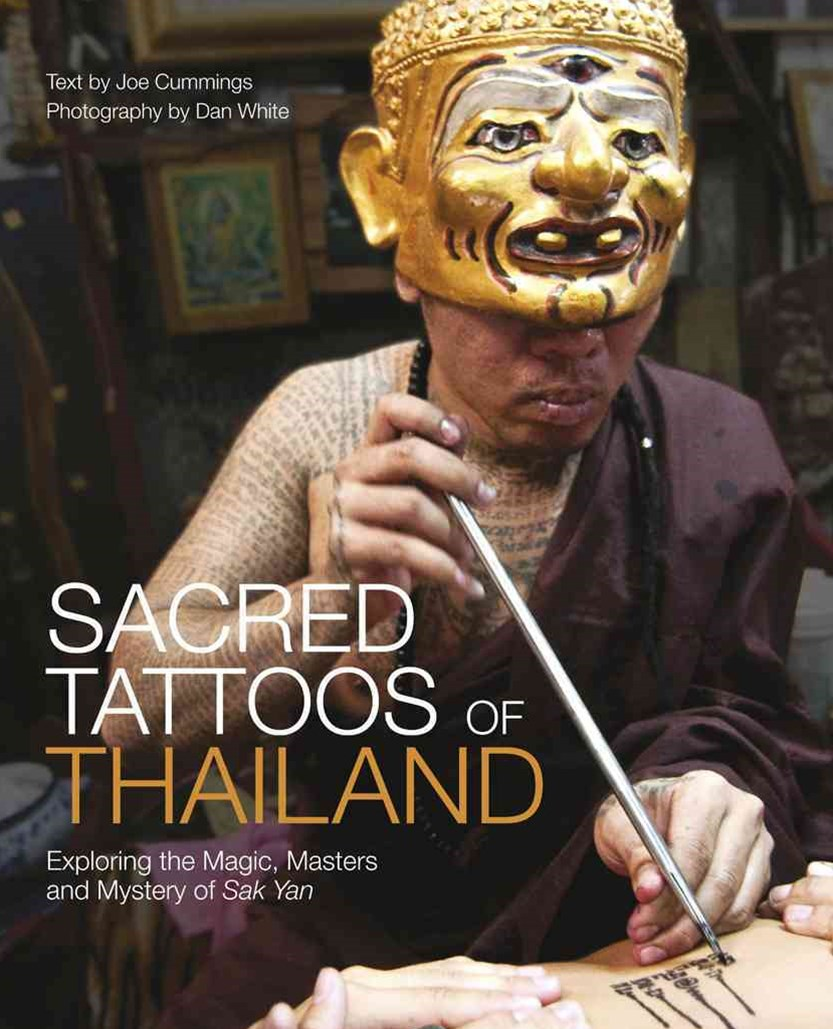 Sacred Tattoos Of Thailand