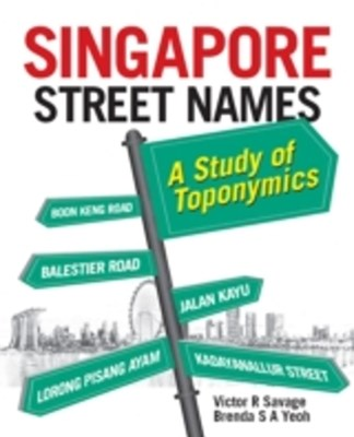 (ebook) Singapore Street Names