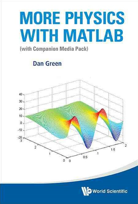 More Physics with Matlab (with Companion Media Pack)