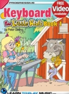 (ebook) Keyboard Lessons for Kids - Book 1 - Entertainment Music Technique