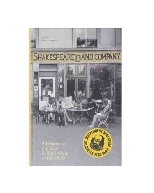 Shakespeare and Company, Paris: A History: The Rag & Bone Shop of