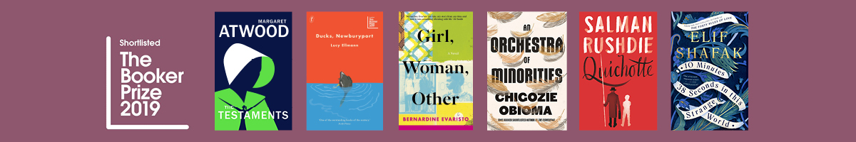 The Booker Prize 2019 Shortlist