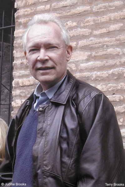 Terry Brooks, author. (Author categories: Fantasy and Sci-Fi)