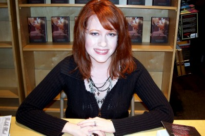Richelle Mead, author. (Author categories: Young Adults)