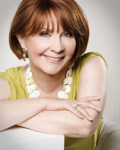 Janet Evanovich, author. (Author categories: Crime and Thriller)
