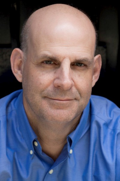 Harlan Coben, author. (Author categories: Crime and Thriller)