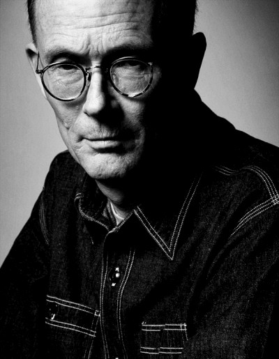 William Gibson, author. (Author categories: Fantasy and Sci-Fi)