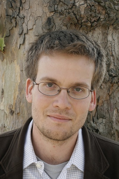 John Green, author. (Author categories: Young Adults)