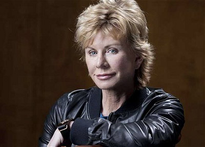 Patricia Cornwell, author. (Author categories: Crime and Thriller)