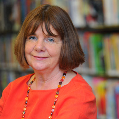 Julia Donaldson, author. (Author categories: Children's Book)