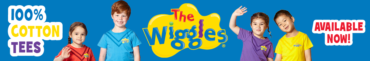 Wiggles T-Shirts