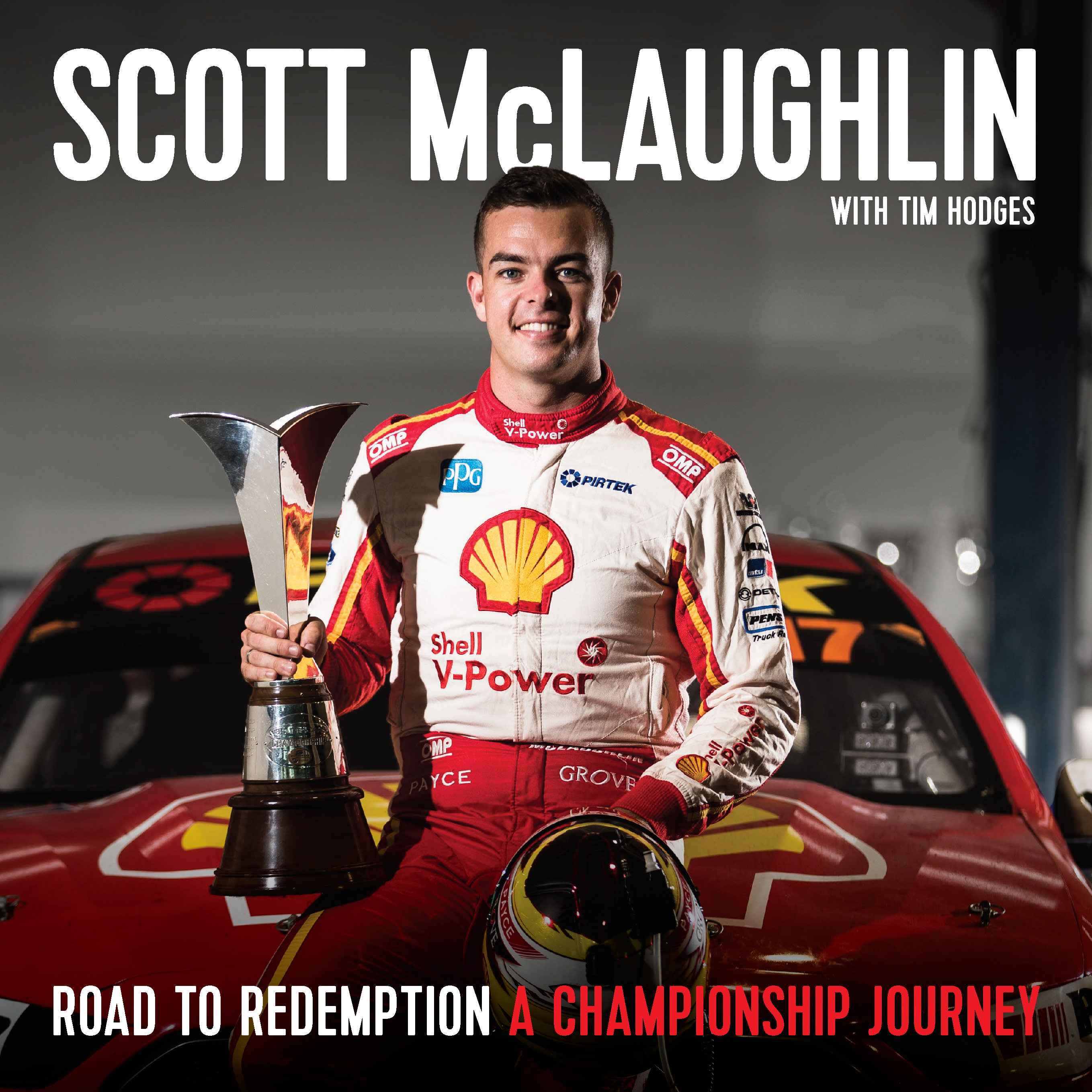 Dymocks Literary Club Event: Supercar Champion Scott McLaughin Signing In Store