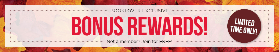 Booklover Bonus Rewards