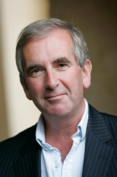 Robert Harris, author. (Author categories: Crime and Thriller)