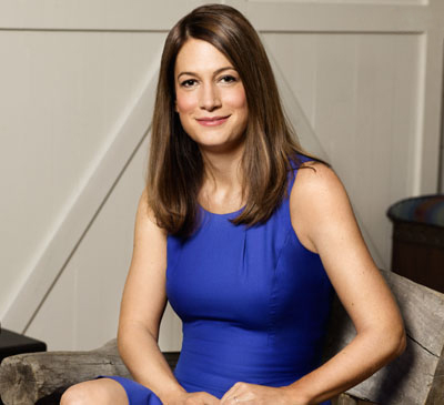 Gillian Flynn, author. (Author categories: Crime and Thriller)