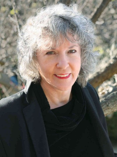 Sue Grafton, author. (Author categories: Crime and Thriller)