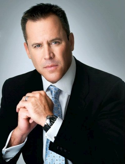 Vince Flynn, author. (Author categories: Crime and Thriller)