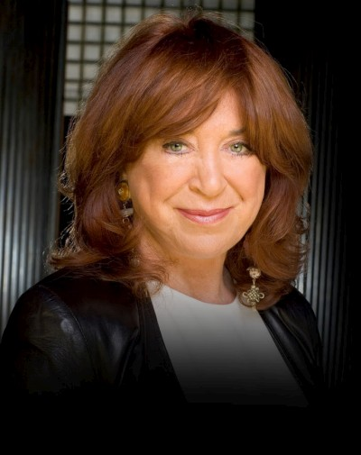 Lynda La Plante, author. (Author categories: Crime and Thriller)