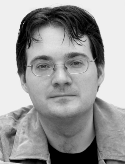 Brandon Sanderson, author. (Author categories: Fantasy and Sci-Fi)