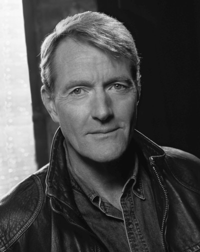 Lee Child, author. (Author categories: Crime and Thriller)