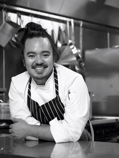 Adam Liaw, author. (Author categories: Local Australian, Celebrity Chef)