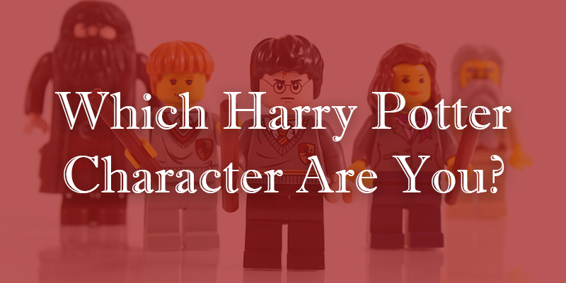 Dymocks - QUIZ: Which Harry Potter Character Are You?