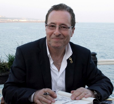 Peter James, author. (Author categories: Crime and Thriller)