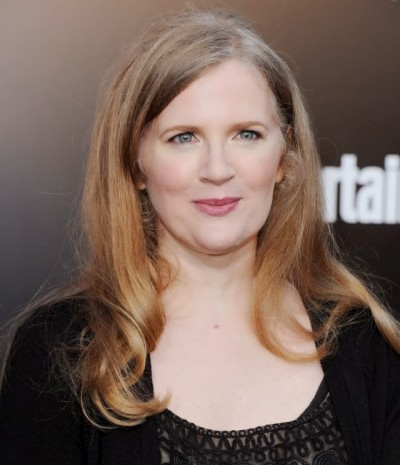 Suzanne Collins, author. (Author categories: Young Adults)