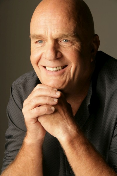 Wayne Dyer, author. (Author categories: Non-Fiction)