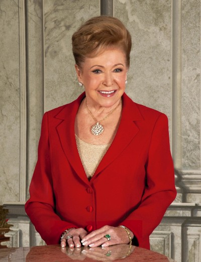 Mary Higgins Clark, author. (Author categories: Crime and Thriller)