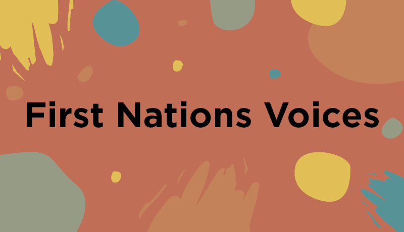First Nations Voices