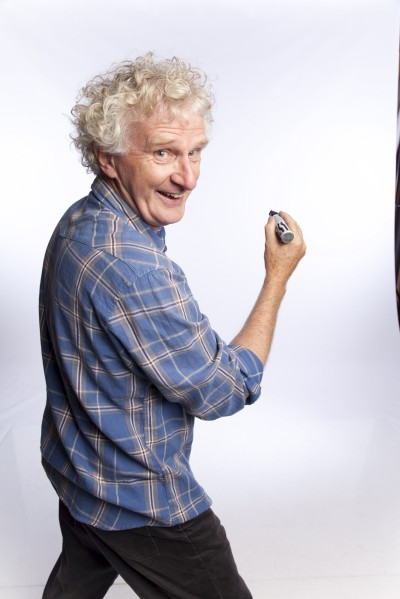 Terry Denton, author. (Author categories: Local Australian, Children's Book)